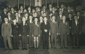 Plechtige communie 1955
