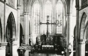 Martinuskerk in 1908