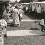 Goederen markt Gendt