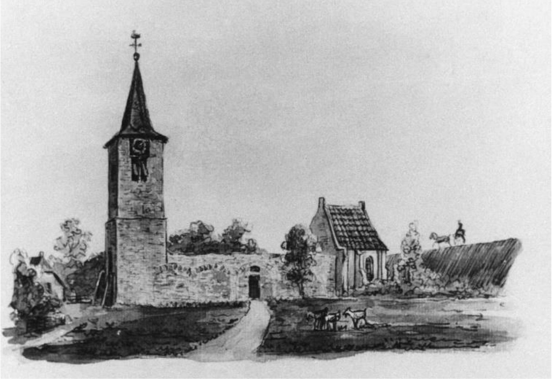 Kerkje Gendt