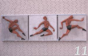 Sportfiguren Walburgen