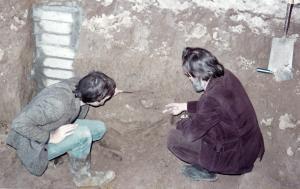 Romeinse graven Angerensestraat